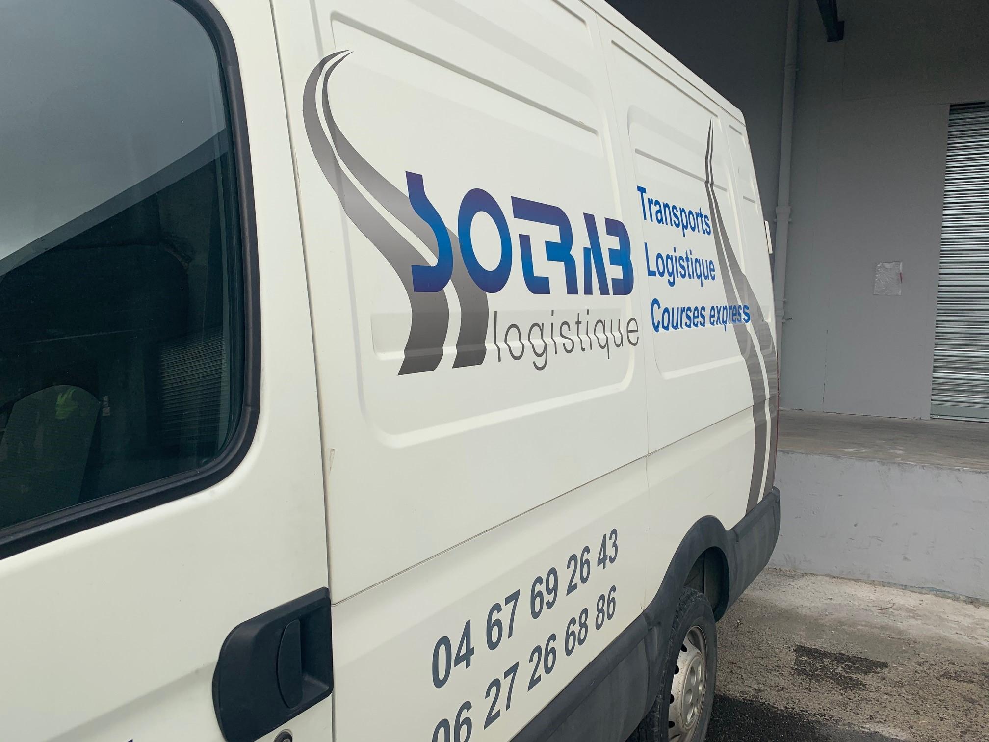Notre histoire SOTRAB spécificités transporteur logistique à Montpellier