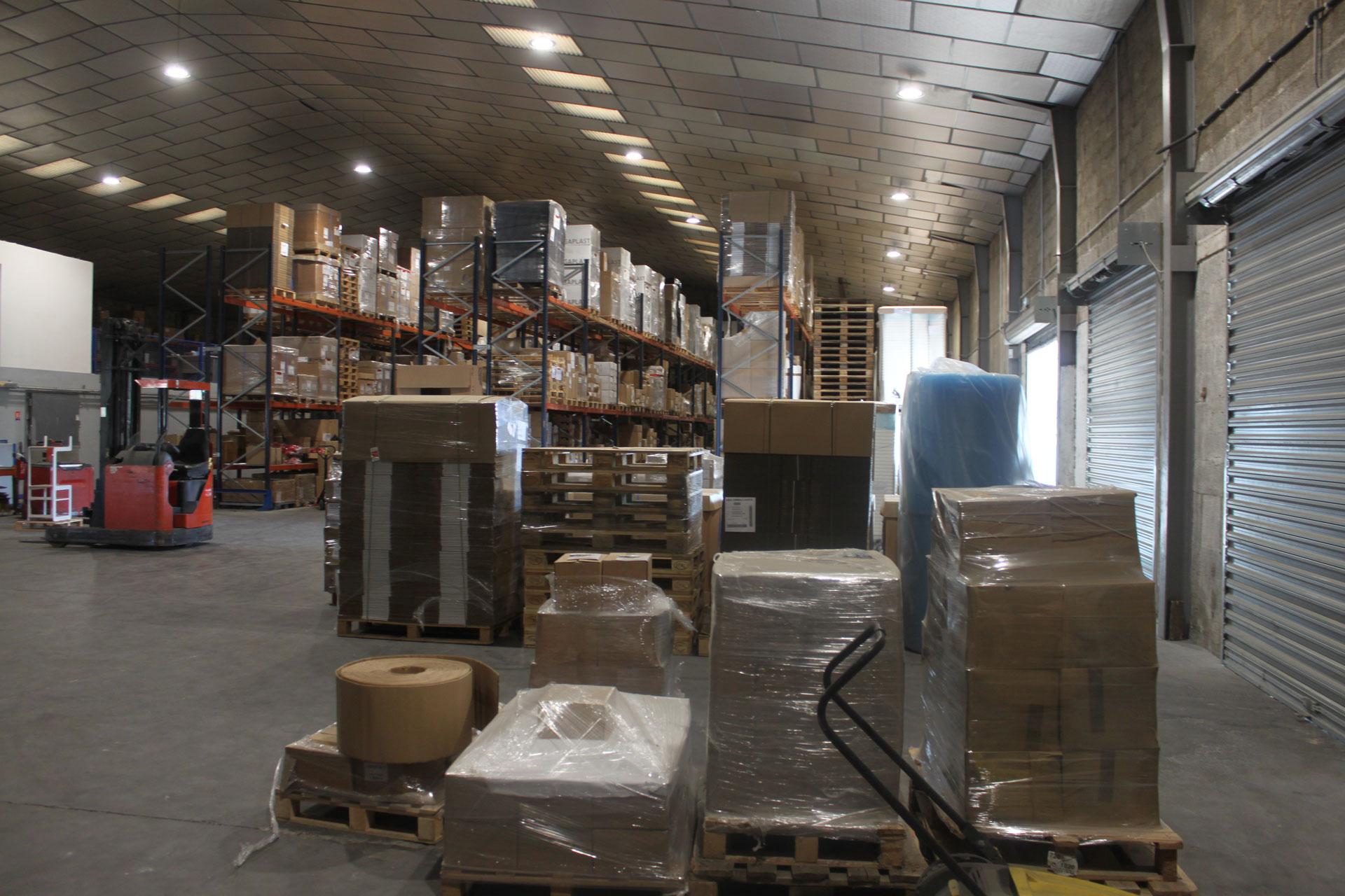 Transport de marchandises - Affrètement - Messagerie : SOTRAB à Lattes