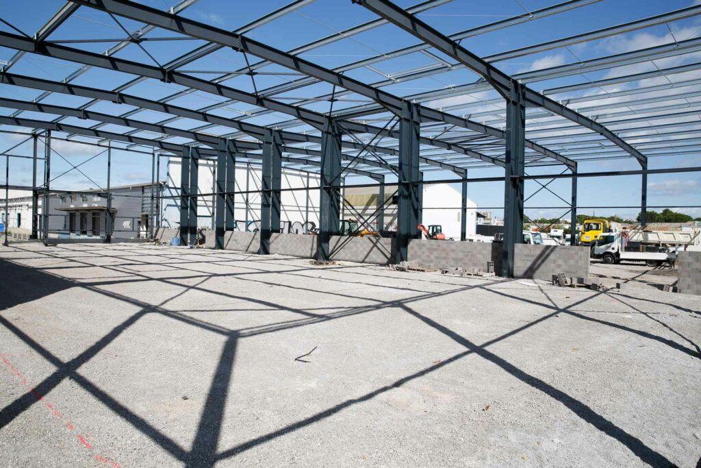 Nouvel entrepôt SOTRAB à Lattes logistique